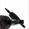 Einweggriff Magnum/ Flach - Schwarz L 11 Magnum Flach
