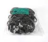 INKgrafiX  spezial Gummibänder 100 Stück, 1,2 x 4 mm, 40 mm Durchmesser, Farbe schwarz