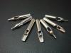 Spitze Diamond V-Tip Edelstahl INKgrafiX 5er Rund