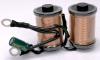 INKgrafiX Spulensatz mit Kondensator 12 Wrap Power
