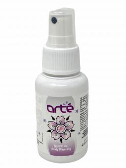 ANGEBOT: Arté Body Piercing Spray 50ml - Reinigung und Pflege