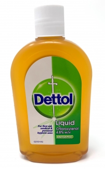 DETTOL Konzentrat Desinfektionslösung - 500ml - Abzugsflüssigkeit