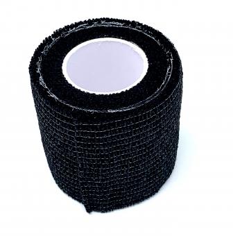 MEG Griff Bandage Rot oder Schwarz - für besten Halt - Griffstück Schwarz