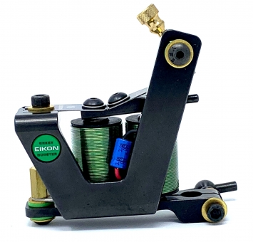 EIKON GREEN MONSTER - Die Modell Tätowiermaschine - Shader oder Liner