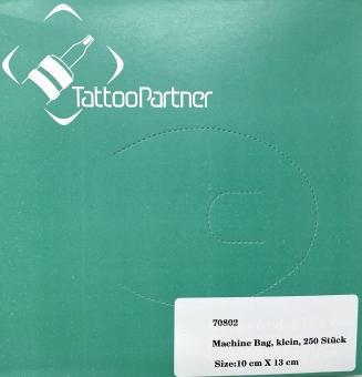 TattooPartner Machine Bag, klein, 500 Stück, 10 cm x 13 cm