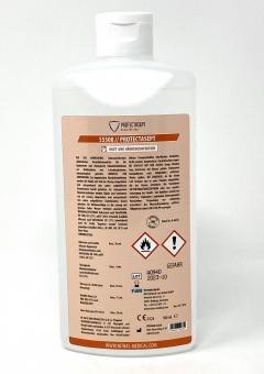 NOVEMBER-ANGEBOT: Hände u. Hautdesinfektion NITRAS Protectasept 0,5 Liter