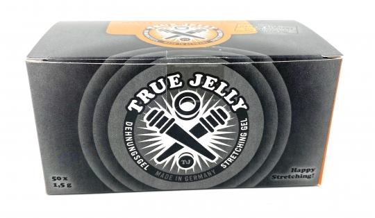 True Jelly Sterile Stretching Gel - Ohrloch perfekt dehnen