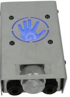 WORKHOUSE TATTOO-NETZTEIL Power Supply PSU Handheld - 3Ampere!